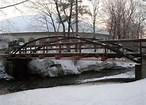 Whipple bow bridge